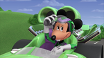 Mickey and the Roadster Racers - Mortimer Mouse