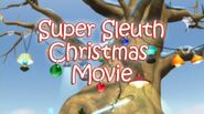 Super Sleuth Christmas Movie title