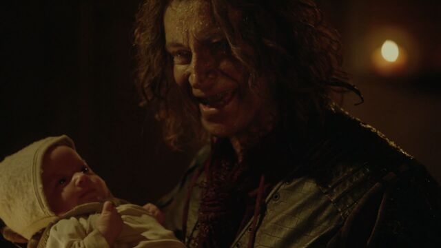 File:Once Upon a Time - 6x12 - Murder Most Foul - Rumplestiltskin with James.jpg