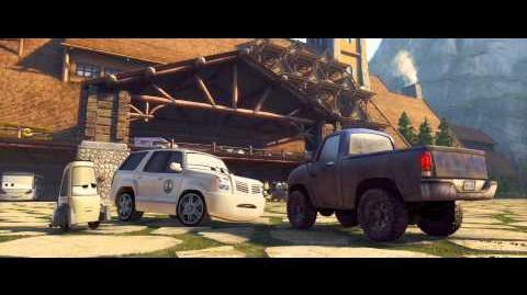 Disney's PLANES FIRE AND RESCUE Clip - 'StillI Fly Piston Peak'