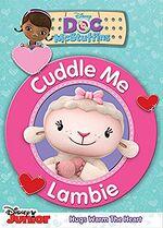 Doc McStuffins Cuddle Me Lambie DVD