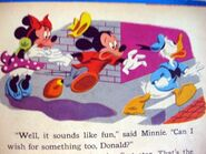 Donald duck and the wishing star 2