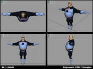 Incredibles Game Concept - Mr. Incredible fatold