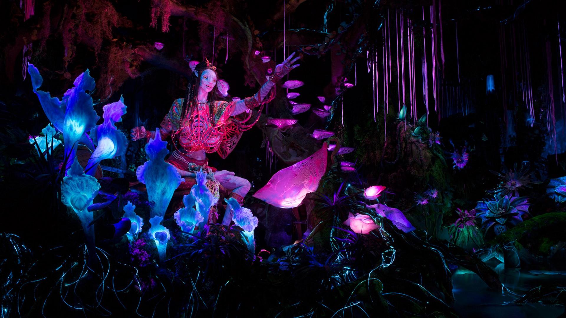 Abrió Pandora, la alucinante atracción de Disney dedicada a Avatar