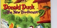 Donald Duck and the New Birdhouse