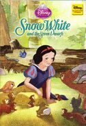Snow White disney wonderful world of reading hachette
