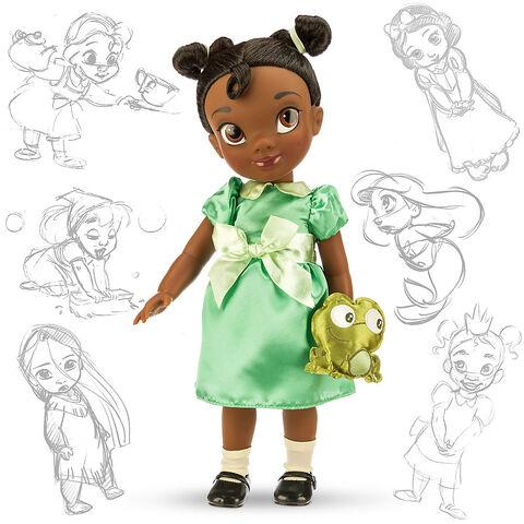 File:Disney Animators' Collection Tiana Doll.jpg