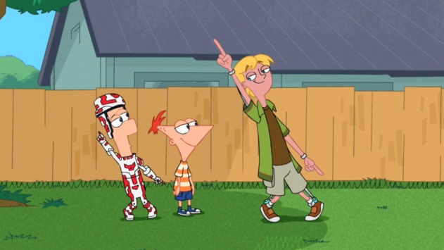 File:Ferb dancing with Jeremy.jpg