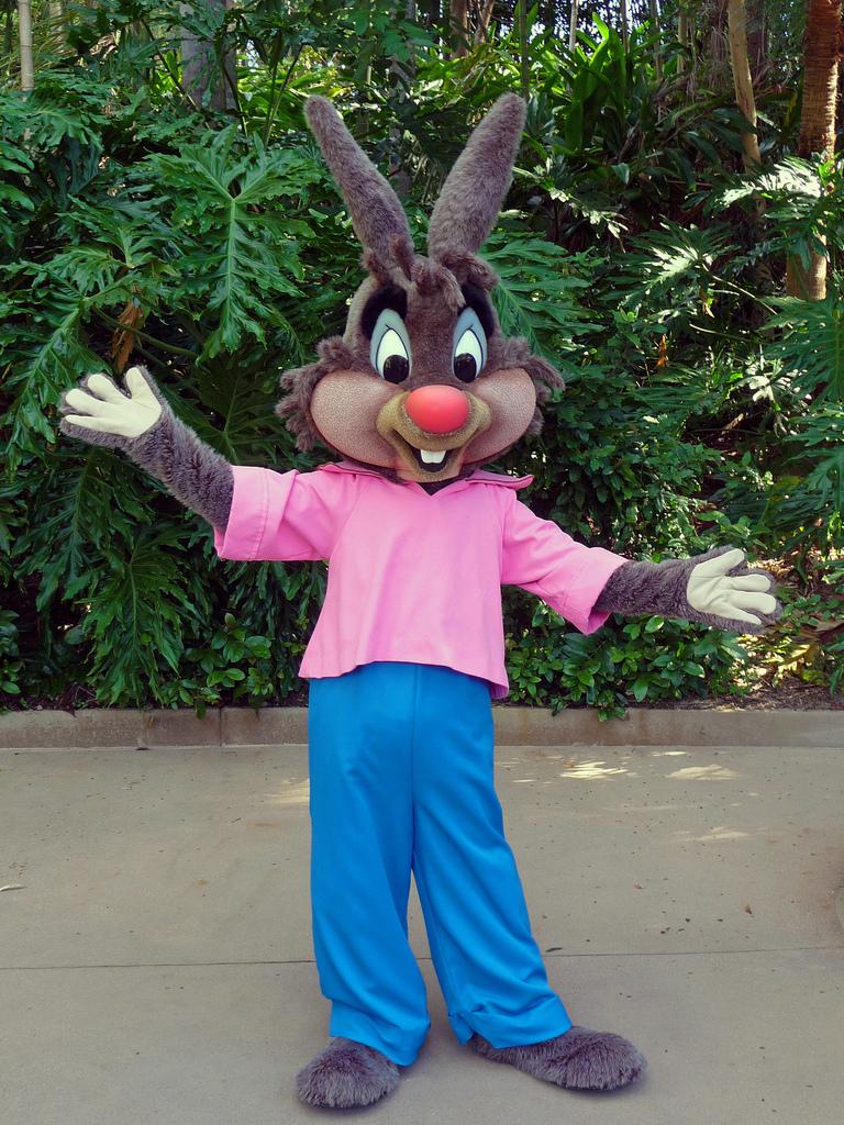 Br Er Rabbit Costumes Through The Years Disney Wiki