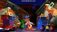 Weasel in Mickey Mouse Kindergarten