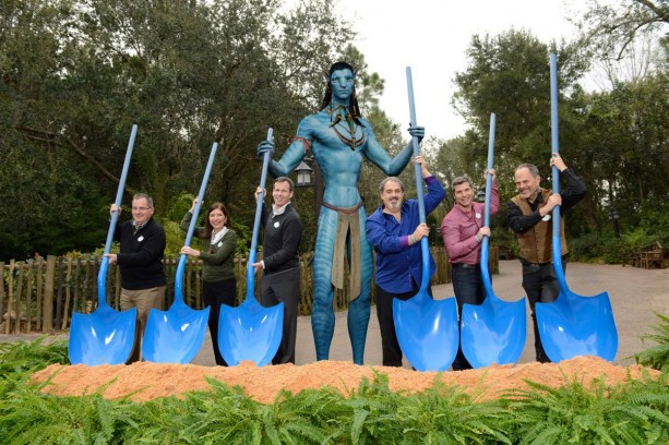 File:Beginning construction on avatar land.jpeg
