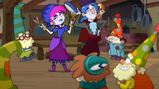 File:Hildy and Grim Gloom with the dwarfs.jpg