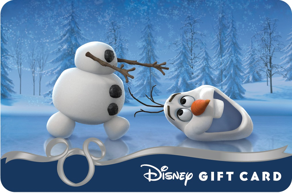 Image - Olaf Disney Gift Card.png | Disney Wiki | FANDOM powered ...