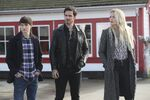 Once Upon a Time - 6x07 - Heartless - Promotional Images - Henry, Hook and Emma