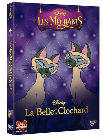 File:Disney Mechants DVD 5 - La belle et le Clochard.jpg