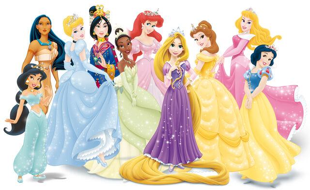 File:Disney Princesses Wearing Tiaras.jpg