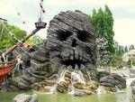 Disneyland paris skull rock