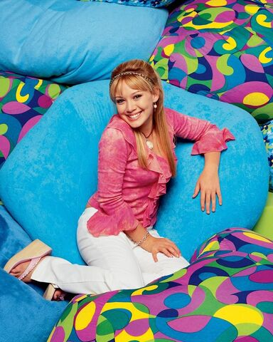 File:Lizzie McGuire with bean bags.JPG