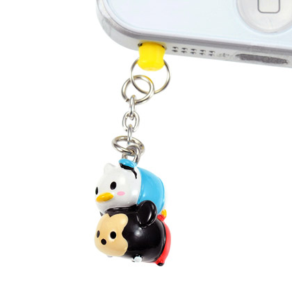 File:Mickey and Donald Tsum Tsum Keychain.jpg