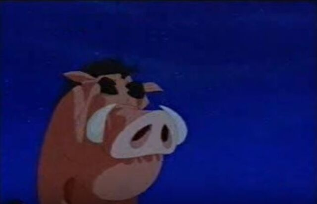 File:Pumbaa cowering because he knows something is going to happen to him.JPG