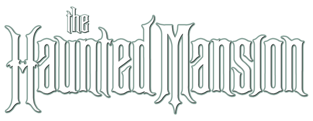 File:Disney Parks - The Haunted Mansion - Transparent Logo.png