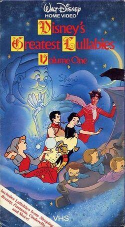Disneys greatest lullabies volume 1