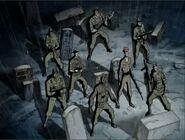 Howling Commandos EMH
