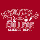Medfield College science Dept