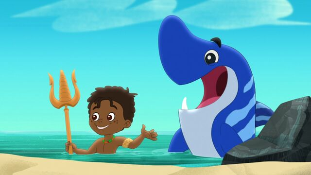 File:Finn&Smiley-Look Out...Never-Sharks!.jpg