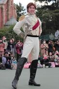 Hans Tokyo Disneand