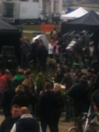 The muppets again filming 14