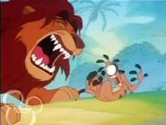 Timon & Pumbaa Congo on Like This