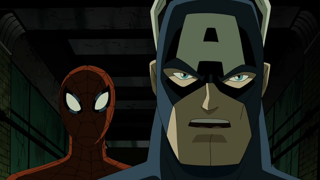 File:Captian America & Spider-Man AEMH 5.png