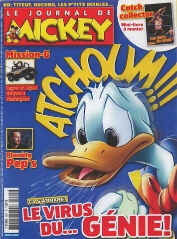 File:Le journal de mickey 2991.jpg