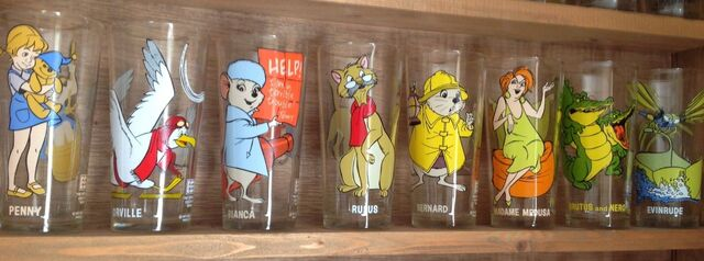File:The rescuers pespi collector glasses.jpg