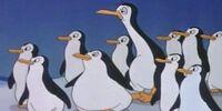 Penguins (The Three Caballeros)