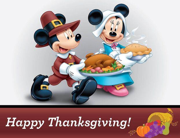 File:Minnie Mickey Thanksgiving.jpg