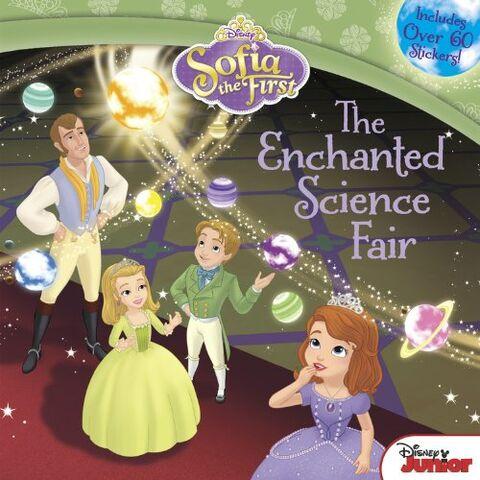 File:The Enchanted Science Fair Book.jpg