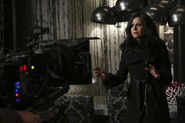 Once Upon a Time - 5x21 - Last Rites - Production Image - Regina