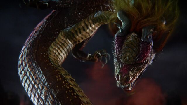 File:Once Upon a Time - 6x08 - I'll Be Your Mirror - Dragon Transformation.jpg