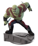 Drax DI2.0 Transparent Figurine
