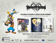 Kingdom Hearts HD 1.5 ReMIX Pre-Order Bonus