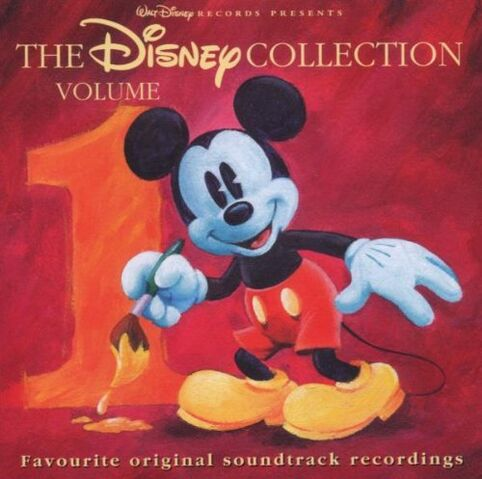 File:The Disney Collection Volume 1 2006 Cover.jpg