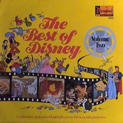 The Best of Disney Volume 2