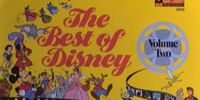 The Best of Disney Volume 2