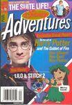 Disney adventures september 2005