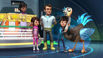 Miles from tomorrowland still