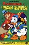 Donald in Pinocchio