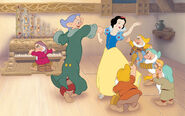 Disney Princess Snow White's Story Illustraition 10