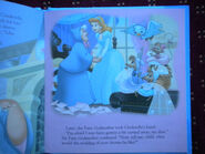 -cinderella mini story books-